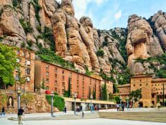 Spain_Barcelona_Montserrat_Abbey