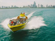 USA_Chicago_Lake Michigan_Airboat cruise