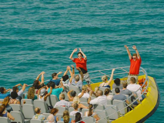 USA_Chicago_Lake Michigan Seadog Cruise