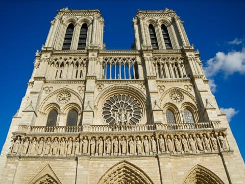 notre dame cathedral towers paris top attractions france tours