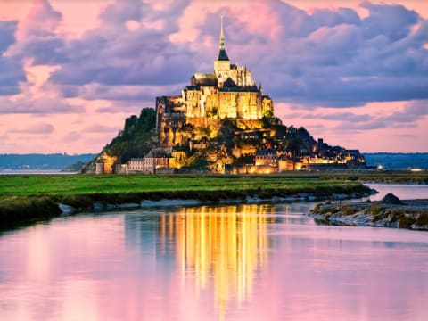mont saint michel best day trips from paris france tours