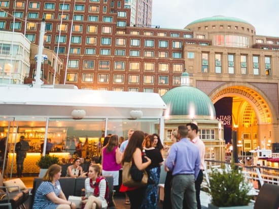 USA_Boston_Odyssey Dinner Cruise Happy Hour
