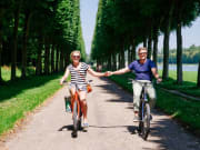 france versailles guided bike tour