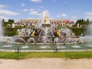 France, Versailles, Latona Fountain