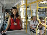 Barcelona hop-on hop-off bus tour