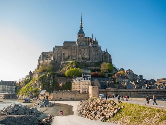 France_Normandy_Mont_Saint_Michel_shutterstock_422084560