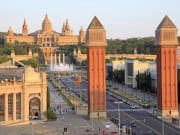 View Museu Nacional d'Art de Catalunya