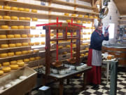 Henri Willig Cheese Factory