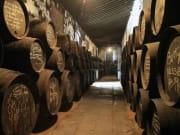 Jerez de la Frontera wine cellar
