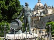 Statue of Manuel Maria Gonzalez, Jerez