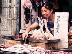 shanghai outdoor market