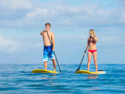 Hawaii_Maui_Goofy Foot Surf School_Stand up Paddle