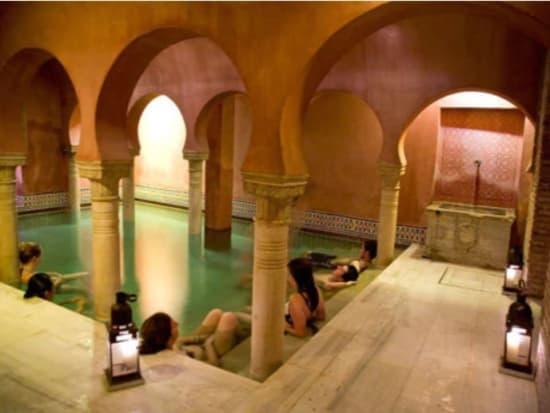 Arabian Baths, Granada, Seville