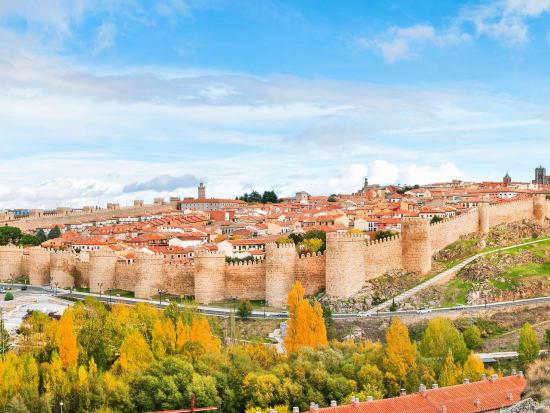 Spain_Avila_shutterstock_154499066