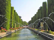 Gardens and Fountains of the  Alzacar de los Reyes Cristianos