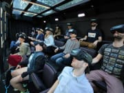 New York_The Ride_Downtown Experience_VR theatre
