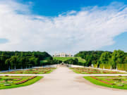 Vienna Schoenbrunn Garden