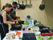 Thai Cooking Class Vegan Vegetarian