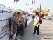Bangkok Historical Walking Tour