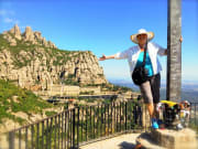 Montserrat Monastery Guided Tour and Natural Park Hike (4)