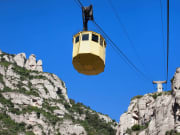 spain, montserrat, monastery, cable car, tour