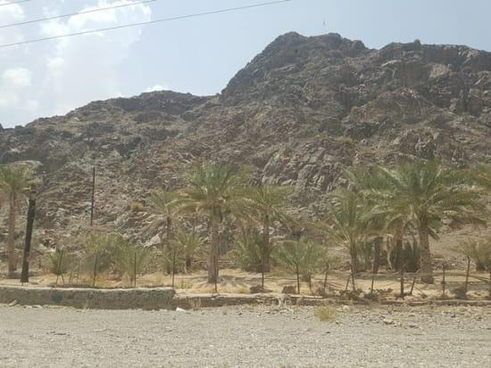 Hajar Mountain wadis