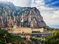 Spain_Catalonia_Montserrat_Monastery