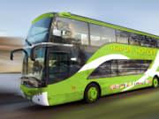 Hop on hop off bus tour in Stockholm