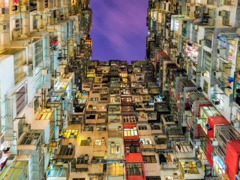 香港・マカオ(香港)旅行の観光...
