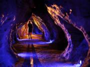 Waitomo Ruakuri Cave tour
