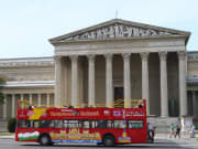 museum of fine arts budapest hop on hop off bus