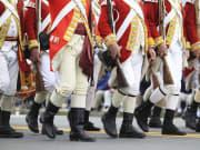 USA_Cambridge Lexington & Concord_Army parade