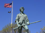 USA_Boston_Lexington_Minuteman-statue