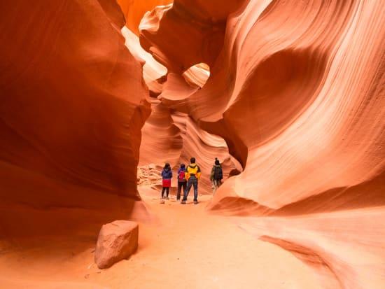 USA_Arizona_Lower_Antelope_Canyon_Nature_shutters