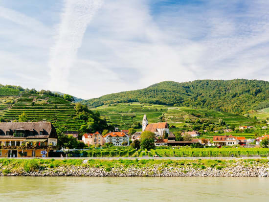 Danube Valley Tour From Vienna With Admission To Melk Abbey Vienna