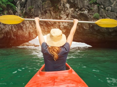 Kayaking (Water Sports), Big Island tours & activities, fun