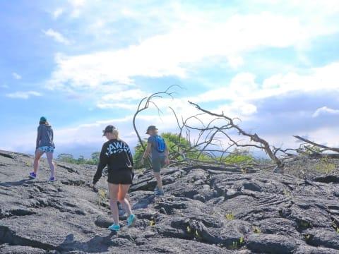 Volcano Hiking Tours (Hawaii Volcanoes National Park), Big