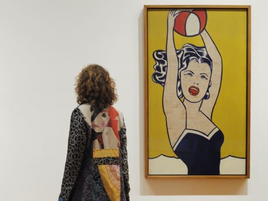3_Girl_With_Ball_Lichtenstein