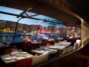 Dinner cruise, Paris