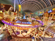 Lotte World Adventure indoor amusement park Korea