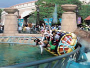 Lotte World Korea Atlantis World ride