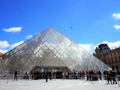 Louvre Museum Ticket with Audio Guide