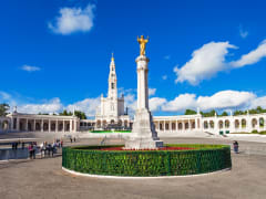Basilica of Fatima, Shrine of Fatima
