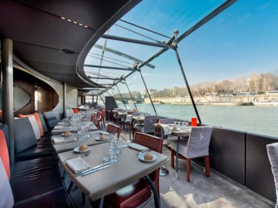 France, Paris,Cruise, Lunch