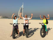 Dubai Cycle Tours Beach Fat Bike (1)