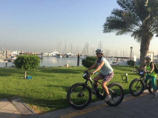 Dubai Cycle Tours Beach Fat Bike (7)