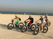 Dubai Cycle Tours Beach Fat Bike (6)