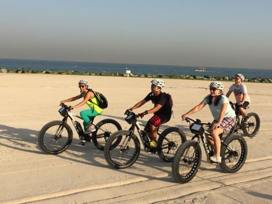Dubai Cycle Tours Beach Fat Bike (6)