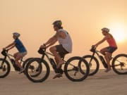 Sunset Dubai Beach E-Fat Bike Tour (15)