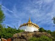 Thailand Bangkok Wat Saket Temple
